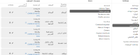 Users Module - Arabic Patron Groups Policies Names Settings.png