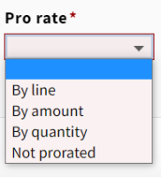 Invoice pro rate values.PNG
